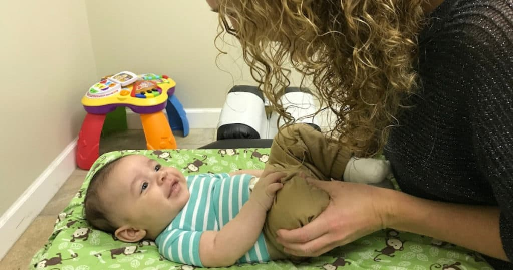 Chiropractic care during the postpartum phase