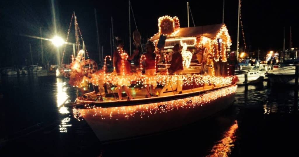 Family Holiday Traditions in Tampa Bay