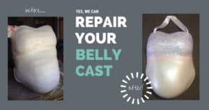 Belly Cast Repair & Finishing