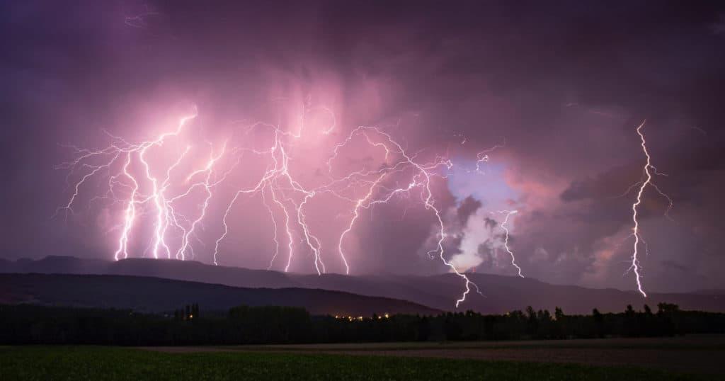 Lightning Crotch